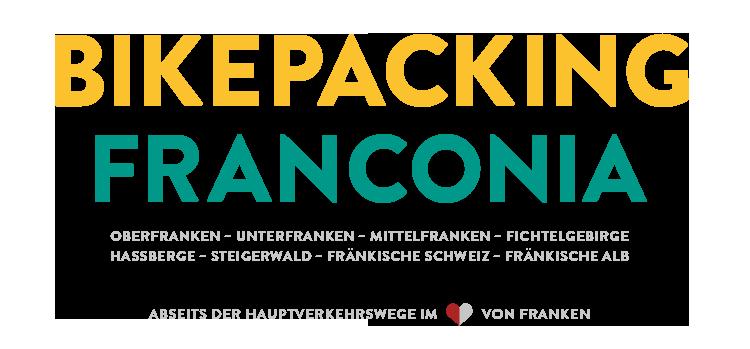 Titel Bikepacking Franconia